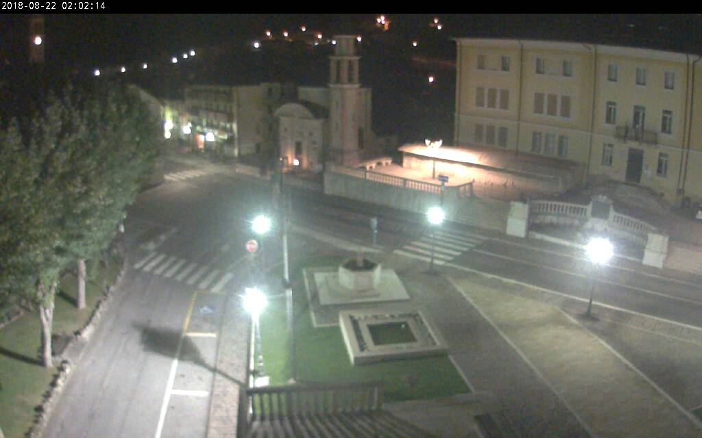 Webcam Comune di Gallio - Municipio